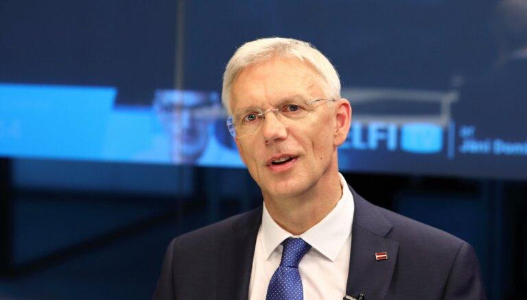 JV saraksts Rīgas vēlēšanās būs labākais un atpazīstamākais, pauž Kariņš