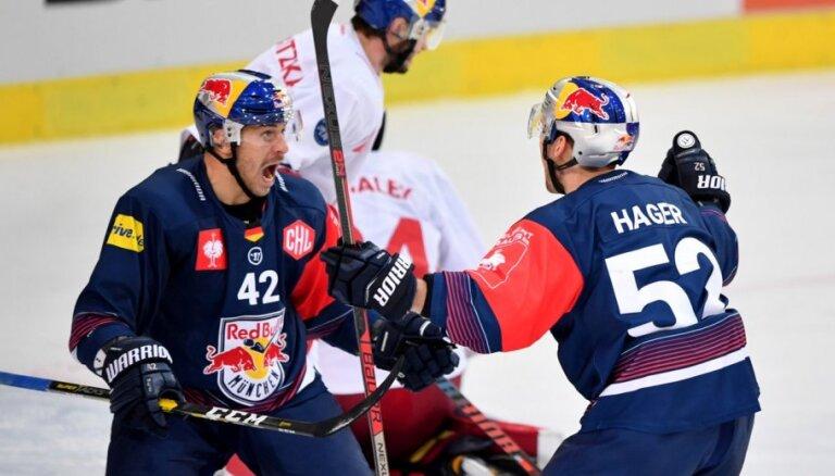 Minhenes 'Red Bull' pievienojas Gēteborgas 'Frolunda Indians' IIHF Čempionu līgas finālā