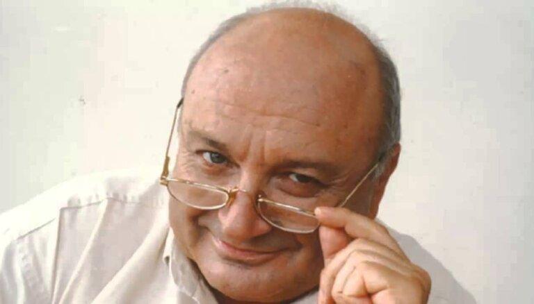 На 87-м году жизни умер сатирик Михаил Жванецкий