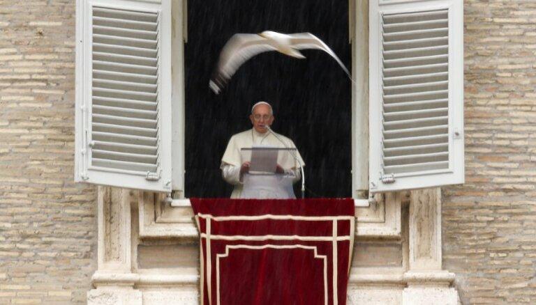 Папа Римский назвал эвтаназию грехом