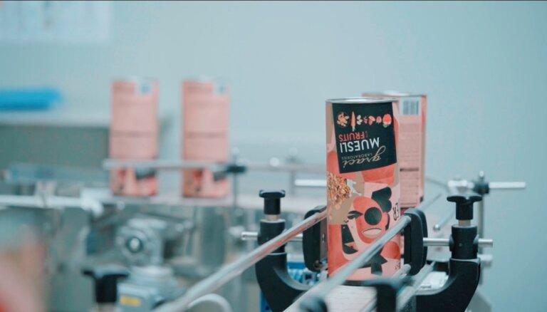 Pārtikas ražotājs 'Felici' izstrādājis divus jaunus produktus