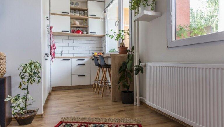 Seši iemesli par labu mazām un šaurām telpām