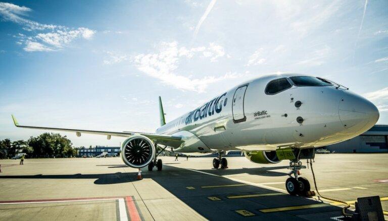 airBaltic перевезла рекордное число пассажиров