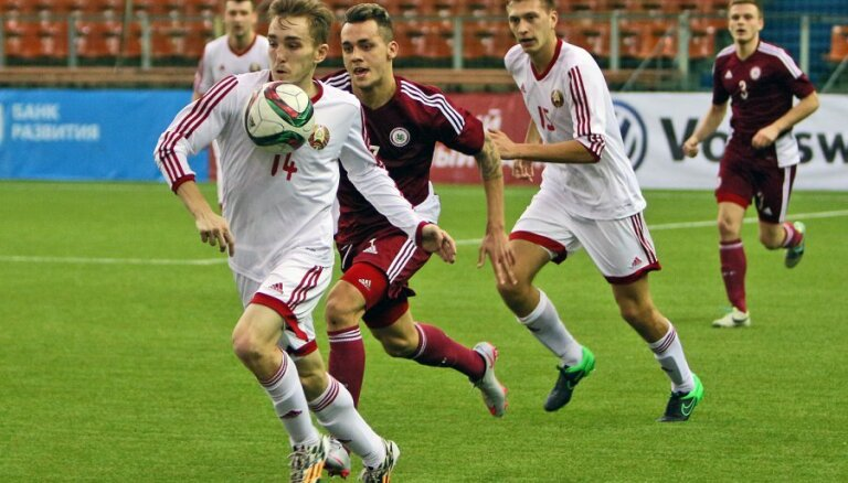 Сборная Латвии сыграла, возможно, на последнем Кубке Содружества