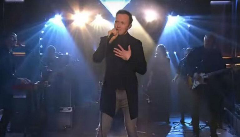 Video: 'Prāta vētra' viesojas populārajā Urganta šovā Krievijā