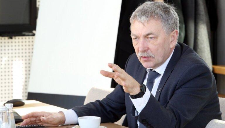 Ректором Латвийского университета снова стал Муйжниекс