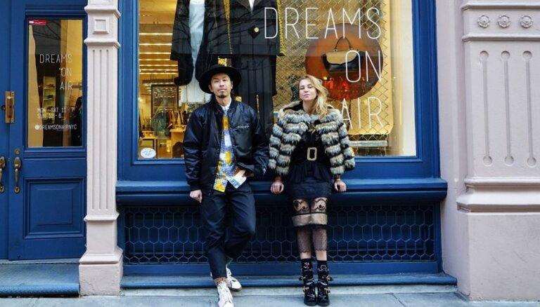 Pievērsties modei un pārcelties uz Ņujorku: Alise Trautmane par krasajām dzīves pārmaiņām