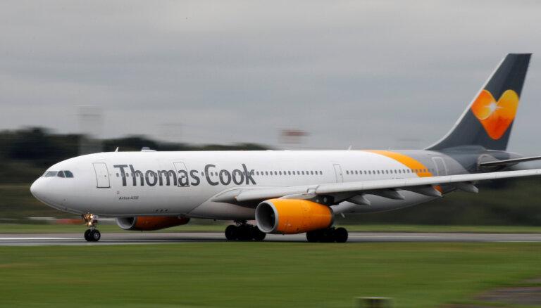 'Thomas Cook' palicis parādā miljoniem eiro kūrortu viesnīcām