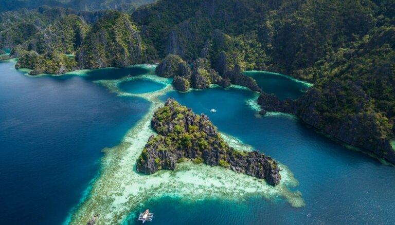 Iespaidīgas vietas, kas vilina uz eksotiskajām un karstajām Filipīnām