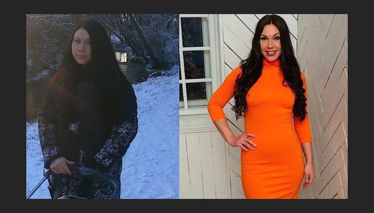 Фантастическое превращение: Kак похудеть за короткое время на 32 кг