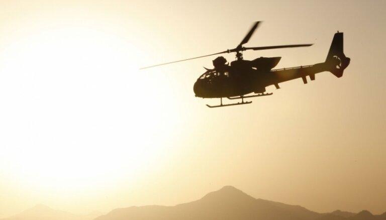 В Ливии сообщили о крушении вертолета с бойцами ЧВК Вагнера