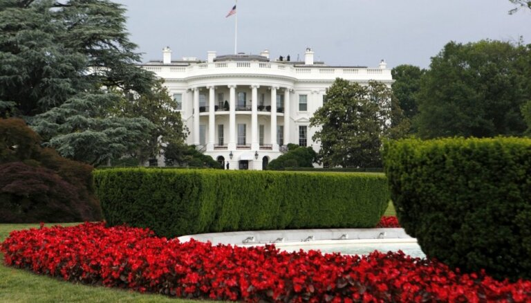 Почему Белый дом – белый?