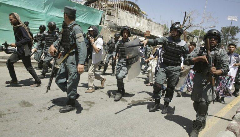 Новый теракт в Кабуле унес жизни 20 человек