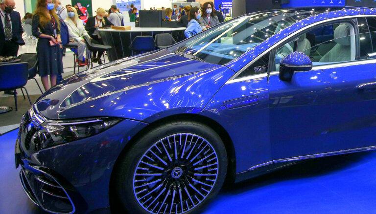 Vieglo auto pirmreizējā reģistrācija šogad ir par 23,5% aktīvāka