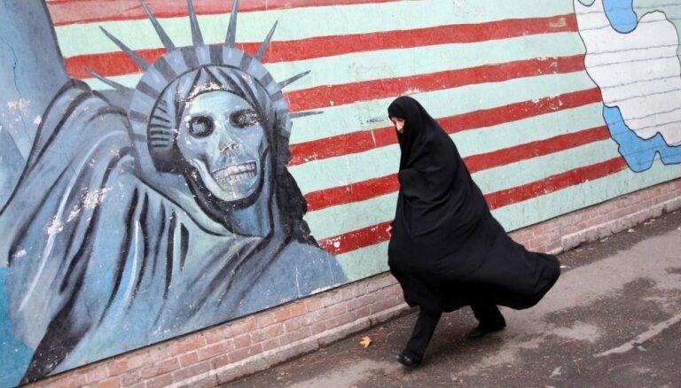 Irāna neredz iespēju sākt sarunas ar ASV