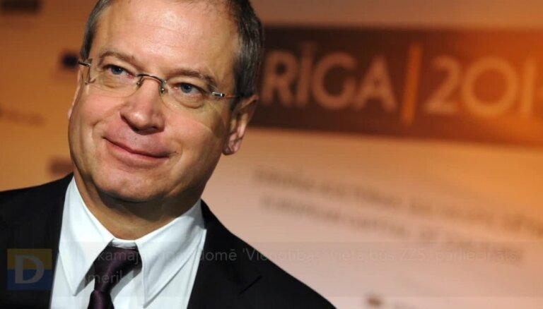 Nākamajā Rīgas domē 'Vienotības' vietā būs ZZS, pārliecināts Ameriks