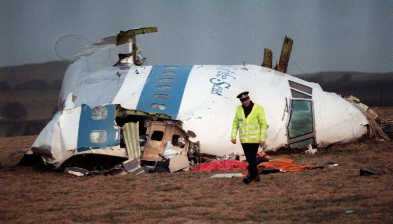 Skotija pārskatīs Lokerbijas traģēdijas 'vaininieka' notiesāšanu