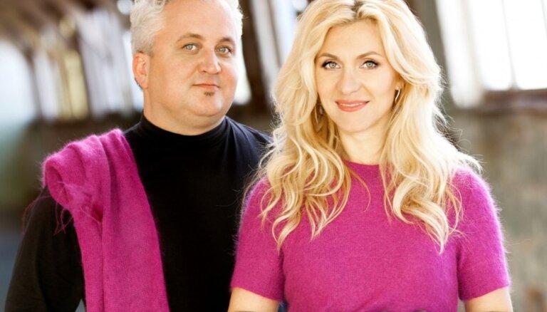 Ieva Kerēvica un Sergejs Jēgers izdod albumu un dodas koncertturnejā
