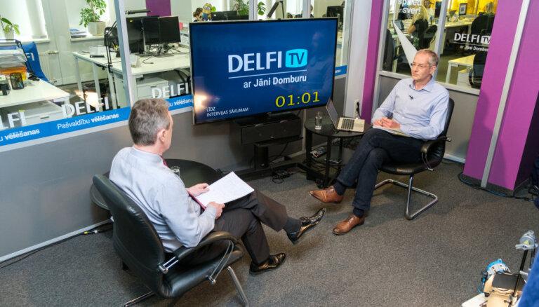'Delfi TV ar Jāni Domburu': Ģirts Valdis Kristovskis – pilna intervija
