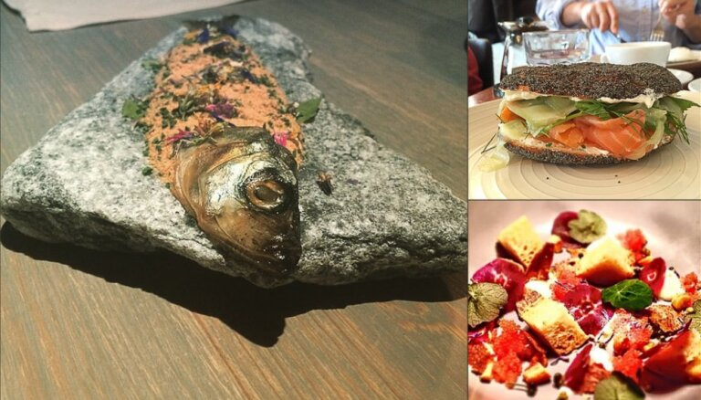 Покормить глаза: 17 скандинавских ресторанов, в которых подают невероятно красивую еду (ФОТО)