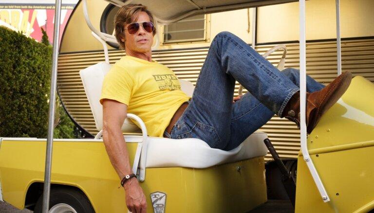 Holivudas zelta puisēns. Piecas izcilas Breda Pita lomas