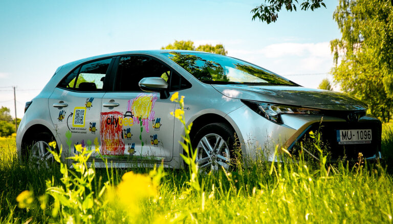 Каршеринг CityBee увеличил автопарк на 400 автомобилей