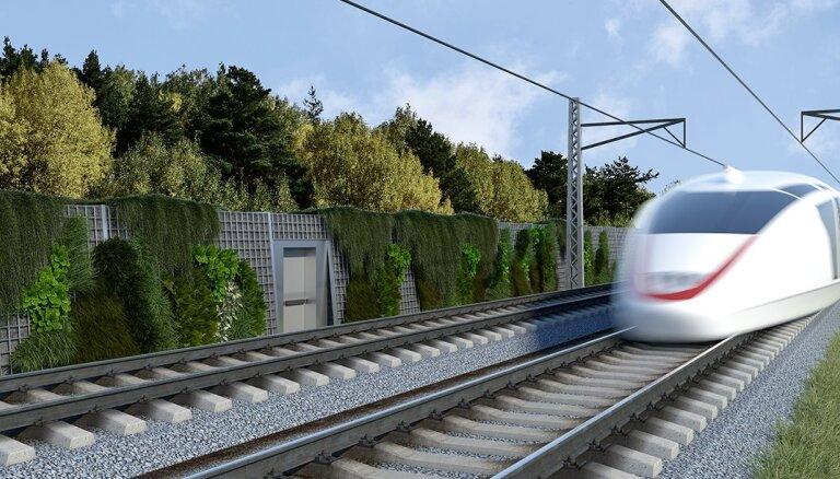 Izsludināts konkurss 'Rail Baltica' Latvijas reģionālo mobilitātes punktu būvprojektu izstrādei