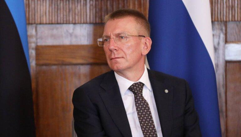 Ринкевич: необходимо оценить возможность прекратить использовать белорусское воздушное пространство