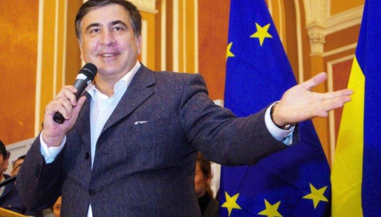 Саакашвили сообщил о намерении Порошенко лишить его украинского гражданства