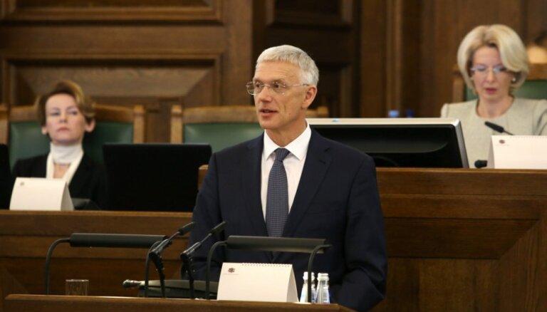 Кариньш пообещал, что в госбюджете-2019 не будет новых налогов