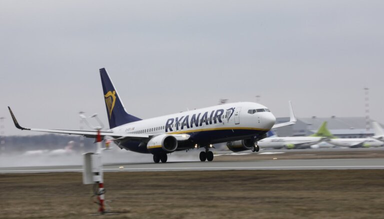 Zemākas biļešu cenas, asāka konkurence – kā 'Ryanair' bāze Rīgā ietekmēs Latvijas aviācijas tirgu?