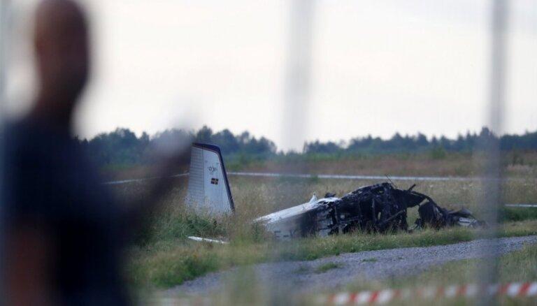 Авиакатастрофа в Швеции: погибли девять человек