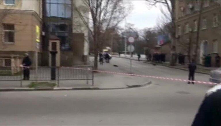 Взрыв в центре Ростова-на-Дону: бомбу замаскировали под фонарик