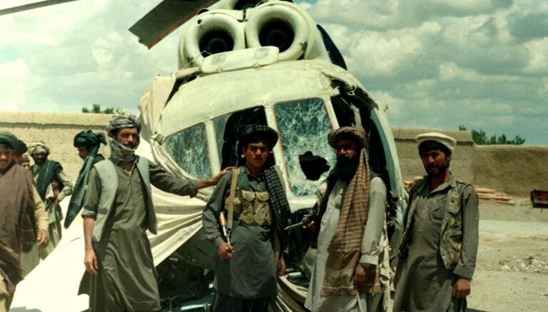 Reti kadri: Padomju-afgāņu karš no modžahedu skatpunkta