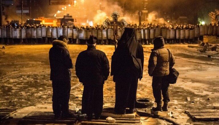 Ландсбрегис о событиях на Украине: ЕС опоздал