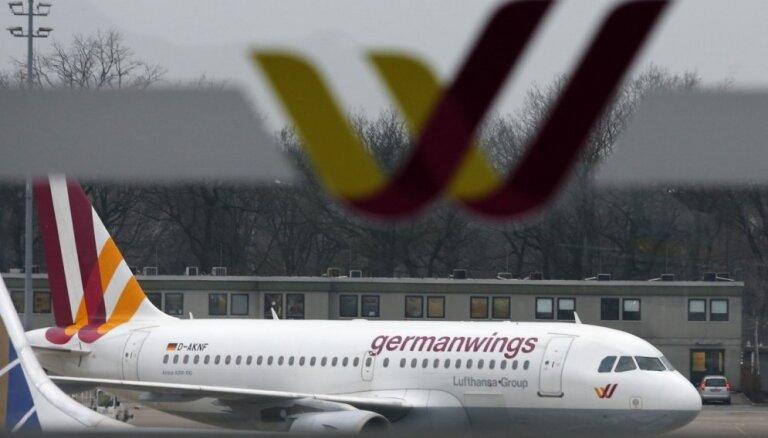 Stjuartu streika dēļ Vācijā tiks atcelti vairāk nekā 170 avioreisi
