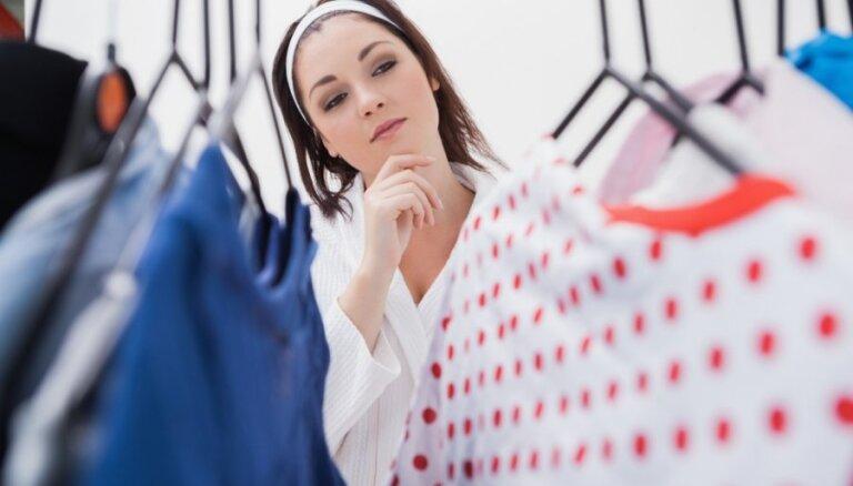 Kā ar apģērba krāsas un formas palīdzību padarīt savu ķermeni pievilcīgāku