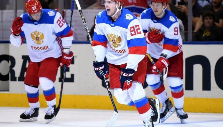 IIHF neatbalsta Krievijas diskvalifikāciju no Phjončhanas olimpiskajām spēlēm