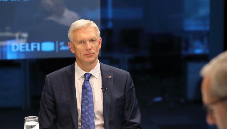 Kariņš: ES vēl jāvienojas par daudzgadu budžeta apjomu