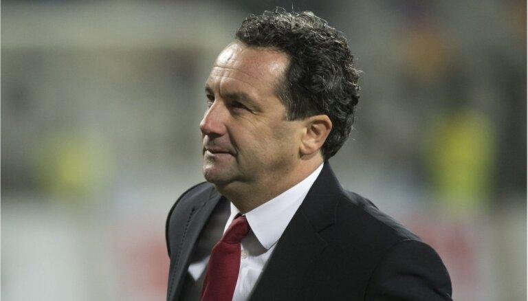 Latvijas futbola izlasi turpmāk vadīs serbu speciālists Stojanovičs