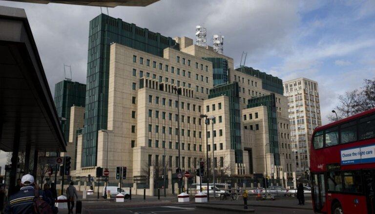 СМИ узнали о пропаже документов во время ремонта в штабе MI6