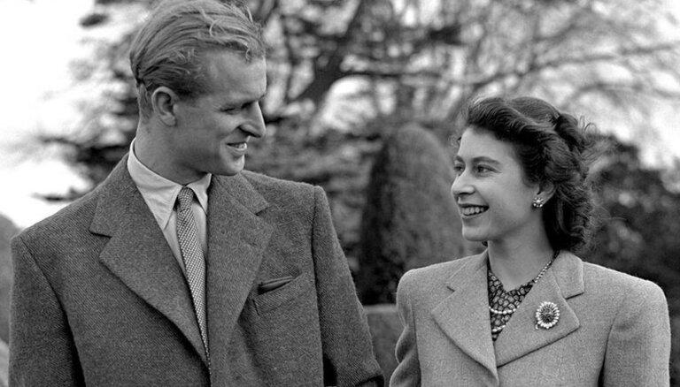 Елизавета II и принц Филипп: история любви длиною в жизнь