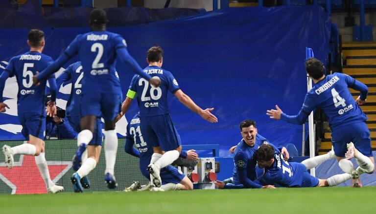 Английский финал: за титул в Лиге чемпионов сыграют два клуба премьер-лиги