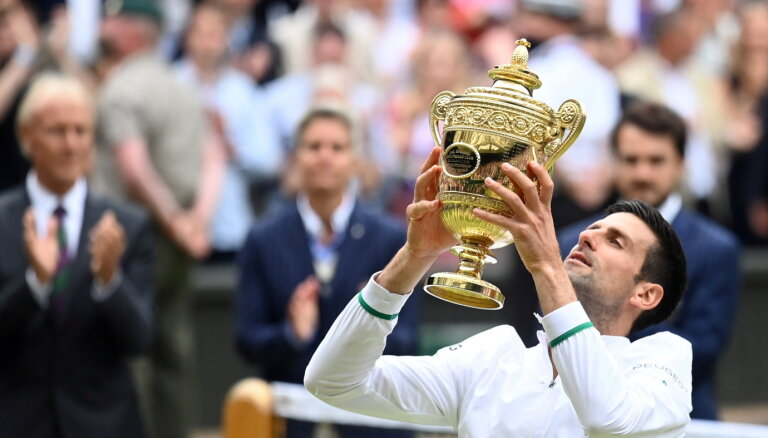 Джокович выиграл Уимблдон. Этот титул может сделать его величайшим теннисистом в истории