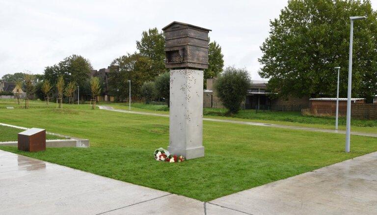 В бельгийском городке хотят снести памятник латышским легионерам