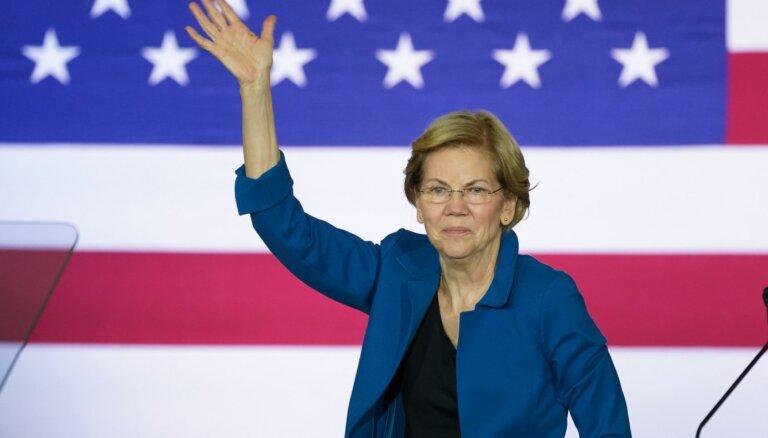 Элизабет Уоррен выходит из президентской гонки в США. Основных кандидатов у демократов осталось два
