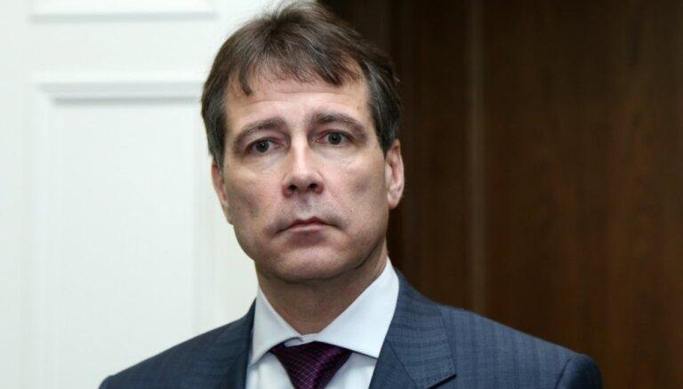 500 000 eiro – atlīdzība par Osinovska interešu privātu lobēšanu, tiesā liecina Magonis
