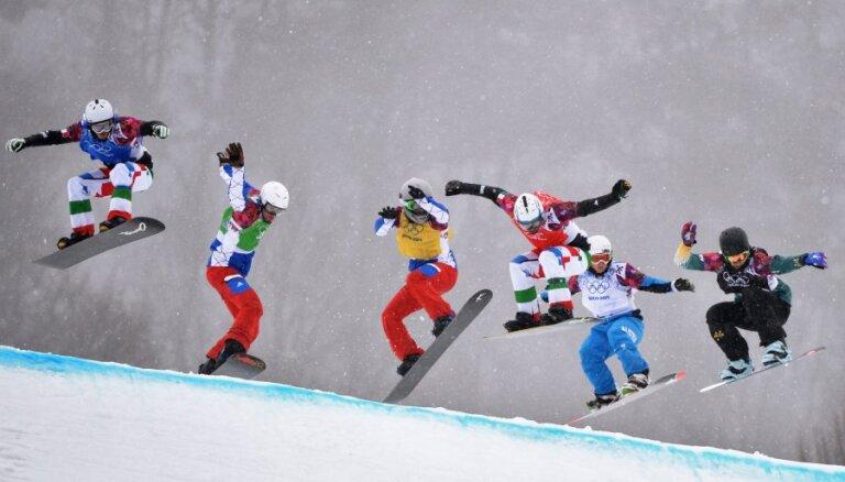 МОК включил в программу зимних Олимпиад четыре новые дисциплины