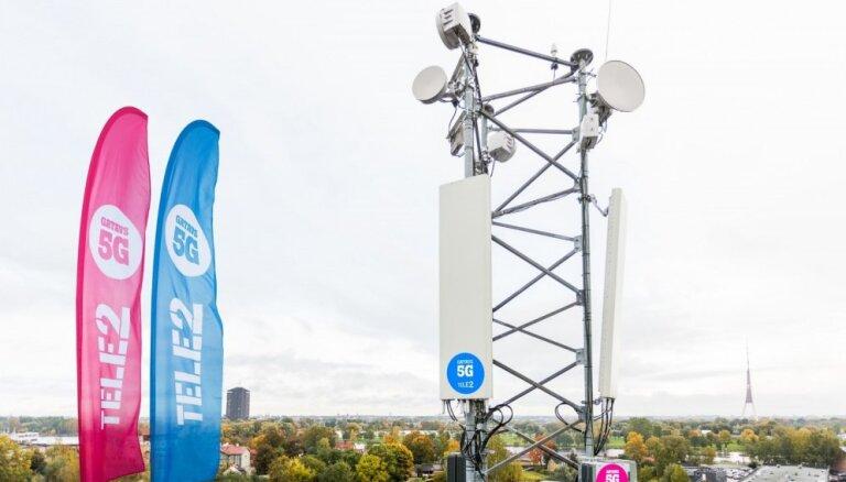 Noskaidrots Latvijā labākais mobilā interneta lejupielādes ātrums: Tele2 saglabā līderpozīcijas