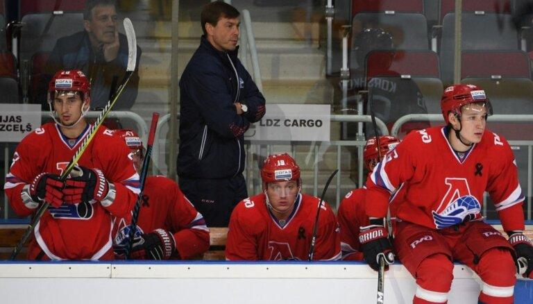 Par Krievijas hokeja izlases un SKA galveno treneri kļuvis Kudašovs